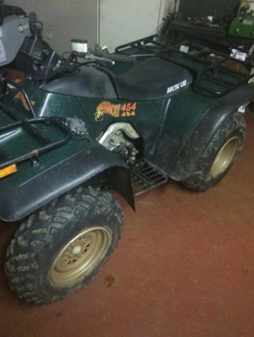 1998 Arctic Cat 454